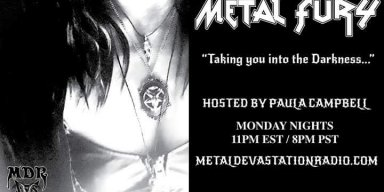 Metal Fury Show - 1st Anniversary Special!