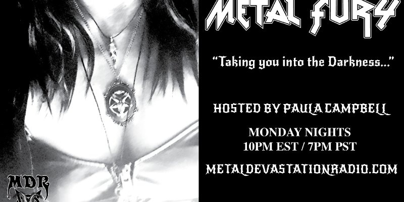 Metal Fury Show - Black Metal Free for All!