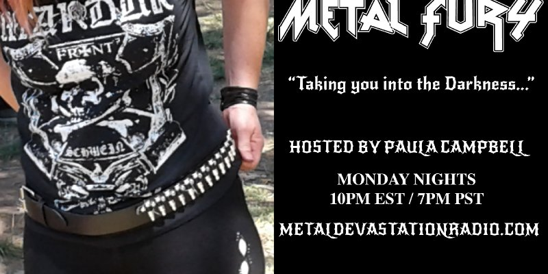 Metal Fury Show - Memorial Day Special!