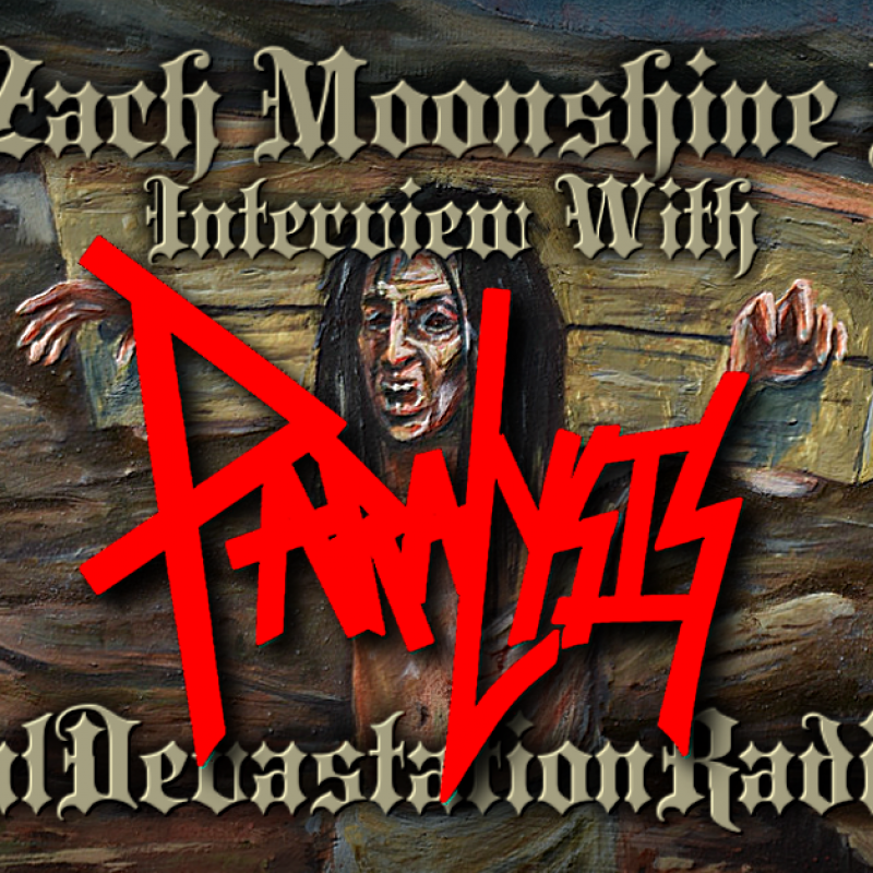 Paralysis - Interview - The Zach Moonshine Show