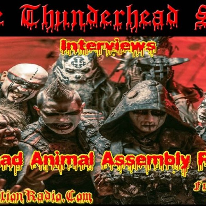 Exclusive Interview With Dead Animal Assembly Plant Friday June 12th 6pm est