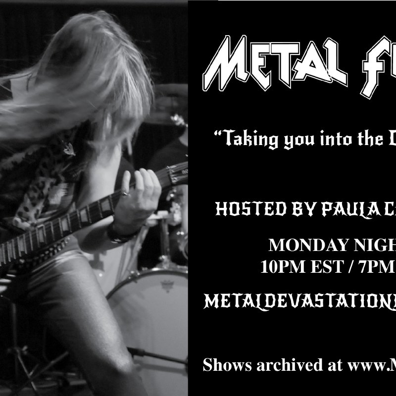 Metal Fury Show - Black Metal June Releases!
