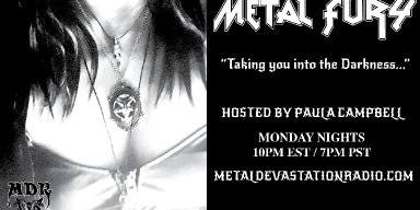 Metal Fury Show - June Free for All!