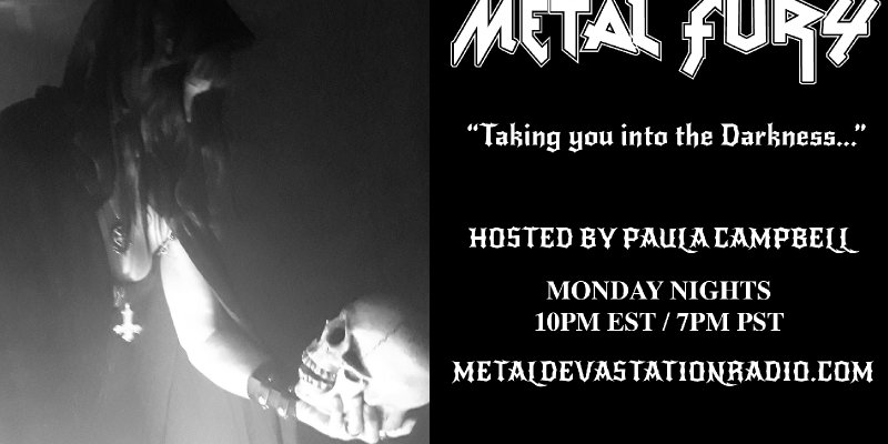 Metal Fury Show - July New Releases!
