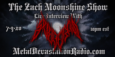 Svederna - Live Interview - The Zach Moonshine Show