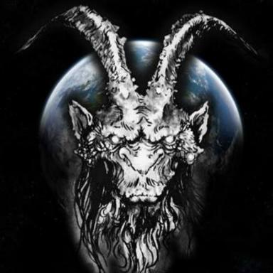 Apocalyptic Records pentagram logo ian 2