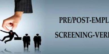 Pre-Employment Screening Malaysia