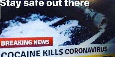 cure for corona virus