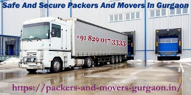 Packers And Movers Gurgaon Local