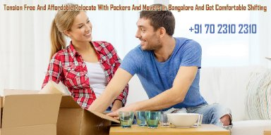 Packers And Movers Bangalore   100% Safe And Trusted Shifting Services