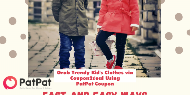 Buy Adorable Baby and Mommy Clothes Using PatPat Coupon