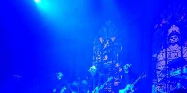 Ghost LIVE in Memphis, TN Cannon Center 2018 photos by Marietta Mounla of MDR