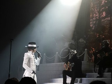 Ghost Live In Memphis Cannon Center 2018 (9)