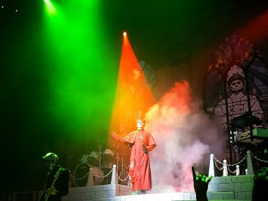 Ghost Live In Memphis Cannon Center 2018 (15)