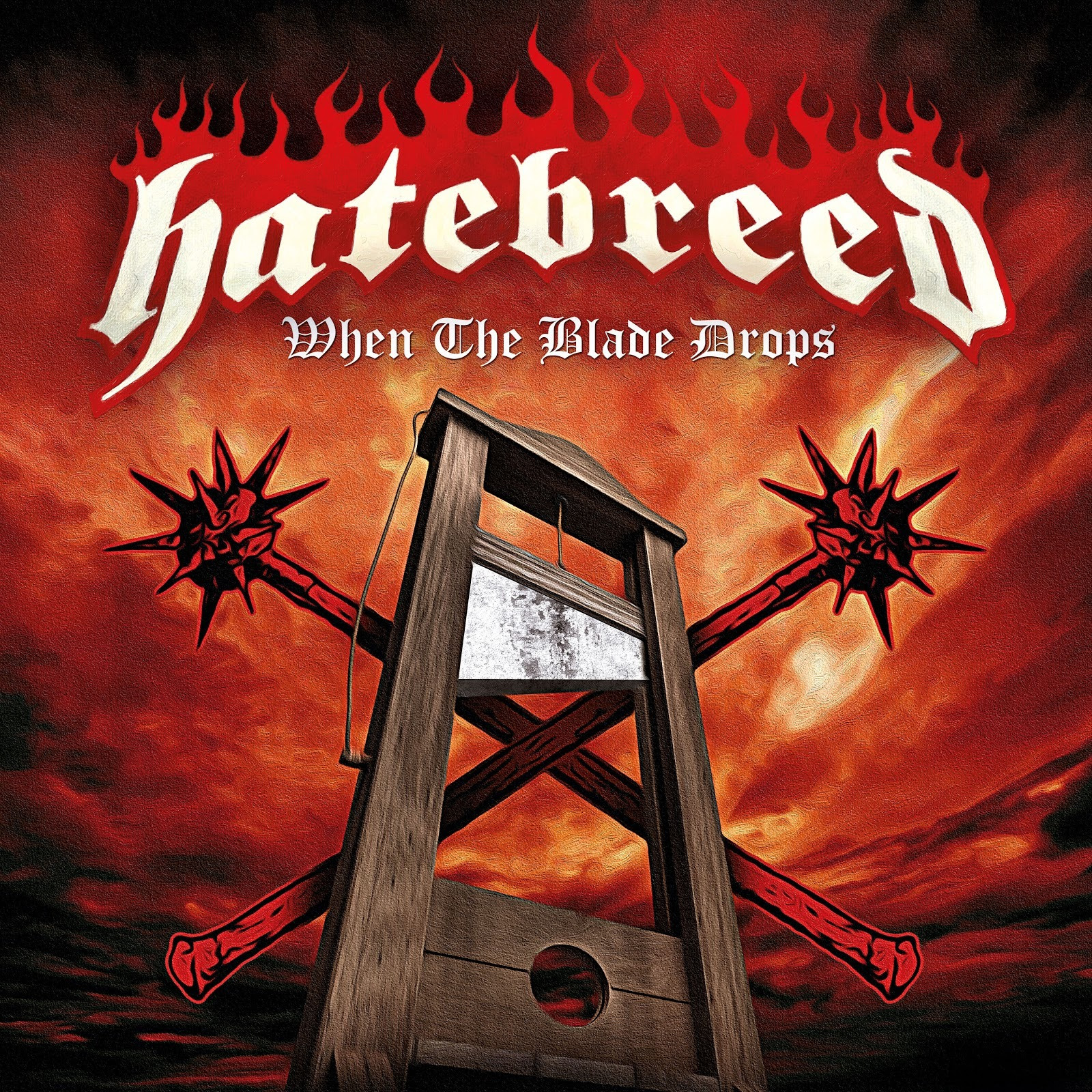 HATEBREED UNLEASH FIRST NEW SINGLE IN FOUR YEARS WHEN THE BLADE DROPS.jpg