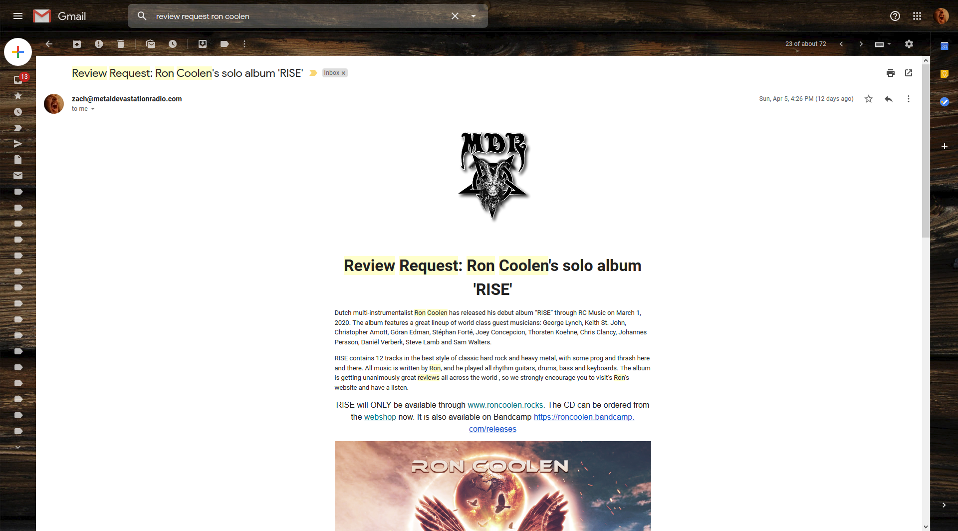 Screenshot_2020-04-17 Review Request Ron Coolen's solo album 'RISE' - helloiamzachary gmail com - Gmail.png